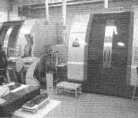 リプス・ワークスが所有するピコ秒レーザー加工機