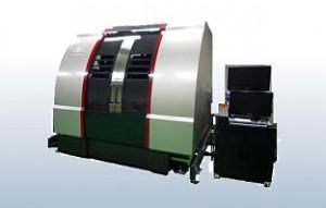 ピコ秒レーザー加工機 波長:SHG-YAG:515nm 発振方式:パルス(パルス幅:8ps)