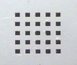 樹脂材料へのレーザ微細加工
