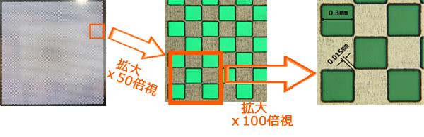 超短パルスレーザによるタングステン(W)への微細四角穴加工事例